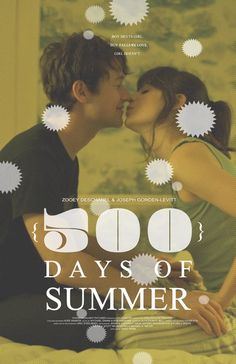 500 Days Of Summer by TheArtOfAdamJuresko