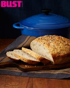 Get the recipe for this easy and delicious no-knead Dutch oven bread in our Oct/Nov 2013 issue.