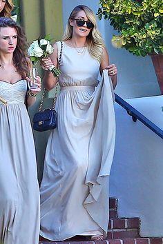 Lauren Conrad's line of bridesmaid dresses is amazing, of course