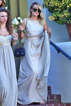 Lauren Conrad's line of bridesmaid dresses is amazing, of course