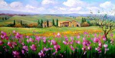 Bruno Chirici - Campo di fiori