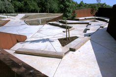 colaboración con carlos ferrater / nuevo jardín botánico, barcelona //