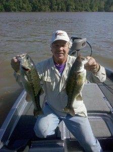 Bass Fishing Alabama's Lakes From Winter into Early Spring | http://huntandfishalabama.com/2014/02/bass-fishing-alabamas-lakes-from-winter-into-early-spring/