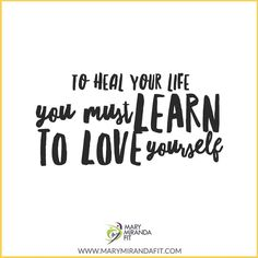 Did you know is this simple?  #Selflove heals all.  You will become 10X the person you are! You will enhance your worth and value.  Everything will fall into place and you will be able to make better decisions. - Do you agree? - . . http://ift.tt/1T4hZ2a . fb twitter snapchat pinterest @MaryMirandaFit . http://ift.tt/2aZEWUB