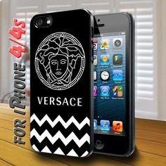 versace logo - design case for iphone 4,4s | shayutiaccessories - Accessories on ArtFire