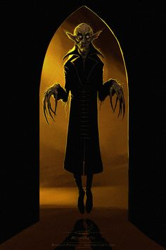 Nosferatu by pardoart on DeviantArt