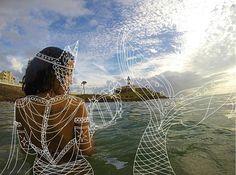 A arte e homenagem aos Orixás de Tauan Carmo • GarimpoGarimpo