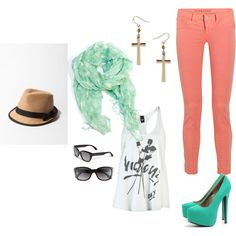 spring fever, created by melissa-brodeur on Polyvore