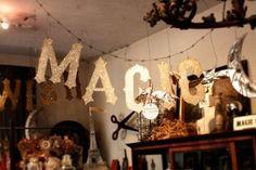 magic glitter! aka pixie dust.