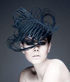 Emma Yeo designer Headpieces and hats