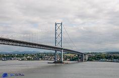 Edimbourg - Forth road bridge