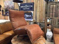 Retro relax chair en fauteuil Mondher uit de Chill Line van Mokana Enschede