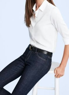Rayon airy blouse, uniqlo