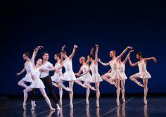 Artists of Colorado Ballet - Concerto Barocco #stage #ballet #coloradoballet #concerobatocco