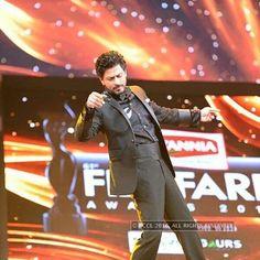 Filmfare 2016, performance