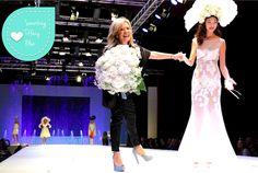 PASSARO SPOSA SFILATA 2014: LA NUOVA COLLEZIONE DI ABITI DISEGNATA DA PINELLA PASSARO By www.SomethingTiffanyBlue.com #wedding #thedress #runaway #show