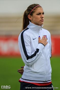 Alex Morgan.