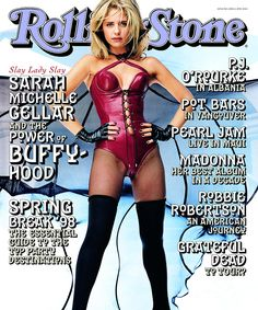 Rolling Stone Cover - Volume #783 - 4/2/1998