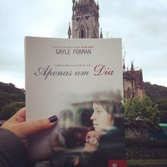 Leitura atual <3 #petropolis #novoconceito #GayleForman #instalivro #book #livro #euinsisto #blogeuinsisto
