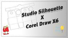Do Studio para  o Corel Draw - Silhouette - Papelaria Personalizada