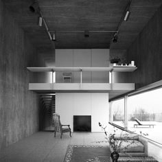Hortus Conclusus: Private House  |  E2A Architects Location: Staefa, Switzerland