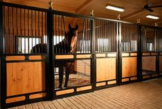 I want a barn like this!