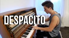 Despacito Piano Cover by Peter Buka