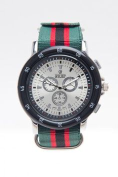 Prep Double Color Dial Watch 2.2mm Band
