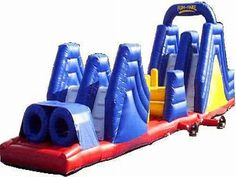 Buy cheap and high-quality Dual Lane Backyard. On this product details page, you can find best and discount Inflatable Obstacles for sale in 365inflatable.com.au