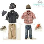 What to Wear - Little Boys