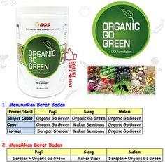 Organic Go Green Diet Solusi