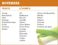 #Novembre #calendrier