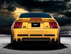 S281 Saleen Mustang