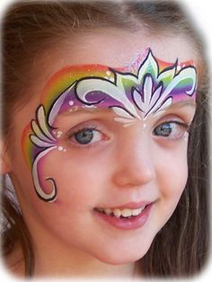 Princess+face+painting | Adelaides Face Paint Artists