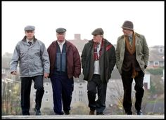Still Game:  A Scot-Com - which I love.  Sometimes I don't understand the Glaswegian, but no worries - still so hilarious!