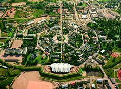 Pick brochure Walking in Old Hamina from Hamina Tourist and Event Service to help you find the places of interest.