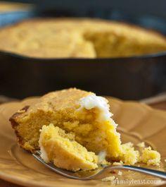 Cornbread - A Family Feast
