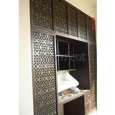 wooden jali panels - Google Search