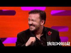 Johnny Depp & Ricky Gervais on the Graham Norton show [3/3]