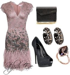 I'm in love with this outfit! Love pink!