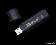 Kingston DataTraveler 4000 G2 (64GB) Review - http://www.technologyx.com/featured/kingston-datatraveler-4000-g2-64gb-review/
