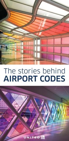 Have you ever looked at your baggage tag, seen the three-letter airport code and wondered what it meant? Airport codes can seem unusual at times, but they all have a meaning and in most cases a good story to tell.