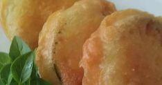 Πώς να φτιάξετε το καλύτερο κουρκούτι για τηγανιτά λαχανικά σαν Λουκουμάδες! Απο τον Γιώργο Χριστιανό. Baked Potato, Potatoes, Baking, Vegetables, Ethnic Recipes, Food, Patisserie, Potato, Veggie Food