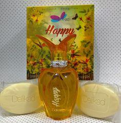 Perfume Happy Delikad - Coleção Butterfly. Hoje vim falar um pouco sobre o Press Day Delikad e algumas novidades que eles apresentaram no evento.