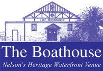 The Boathouse, Nelson, New Zealand. Essential Nelson Restaurant to visit! Boathouse, New Zealand, Restaurant, Eat, Places, Landscape Rake, Diner Restaurant, Restaurants, Boat Dock