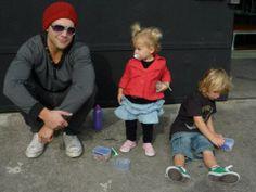 Jai Courtney, Indigo & Jesse