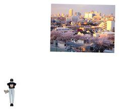 """""""猫"""" by alessiap-06 on Polyvore featuring River Island, GET LOST, men's fashion e menswear"""