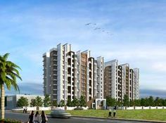 Unique Choice Ventures upcoming residential project   Goodwill Nirmiti   is in the prime location of Dhanori , Pune. They are offering 1, 2 BHKapartments of 650 - 960 Sq.ft