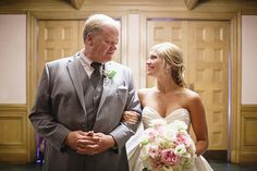 The Sweetest Father-Daughter Wedding Moments - Wedding Party