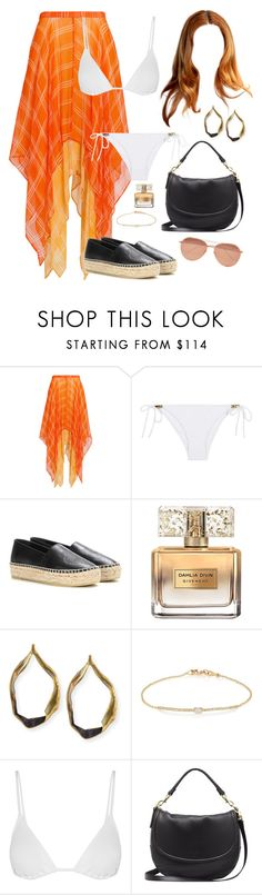 """""""Day 348 -"""" by joanna1998 ❤ liked on Polyvore featuring Roopa, Heidi Klein, Kenzo, Givenchy, Tom Ford, Tate, Eres, Mulberry and Linda Farrow"""